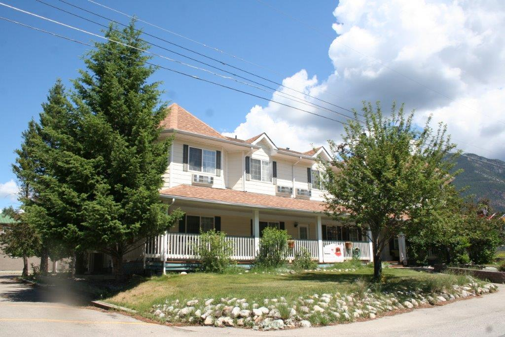 Radium Hot Springs Country Inn is a business for sale in BC.