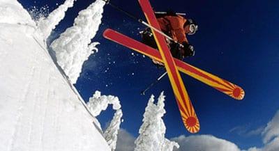 Skiing in the Kootenay Region