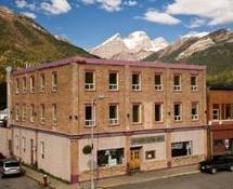 Central Hotel in Fernie is a business for sale in BC.