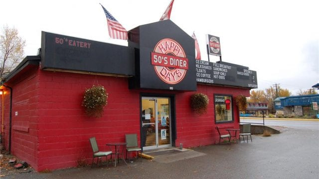 Popular Happy Days 50 s Diner for Sale is a business for sale in BC.