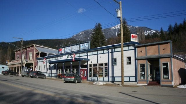 Building Supply store in Silverton is a business for sale in BC.