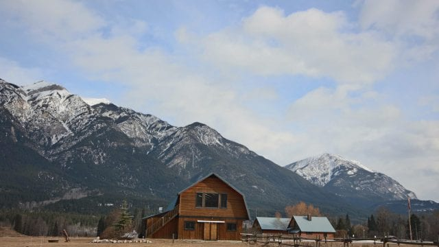 Golden Eco Adventure Ranch is a business for sale in BC.