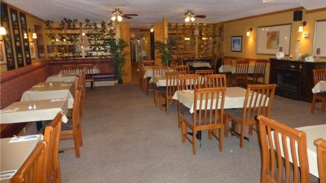 Commercial Building with Restaurant is a business for sale in BC.