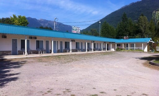 Motel RV Storage Office Lease For Sale is a business for sale in BC.