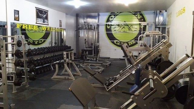 24 7 Fitness Centre is a business for sale in BC.
