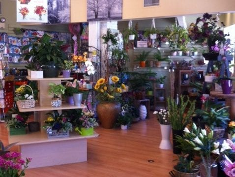 REDUCED PRICE Flower Shop For Sale is a business for sale in BC.