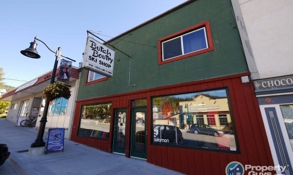 Butch Boutry Ski Shop Rossland BC is a business for sale in BC.