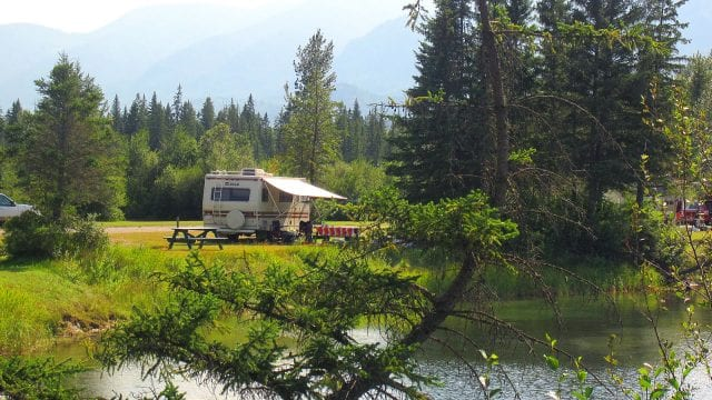 Spruce Grove Campground Prodor Lands is a business for sale in BC.