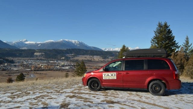 Columbia Valley Taxi Business for Sale is a business for sale in BC.