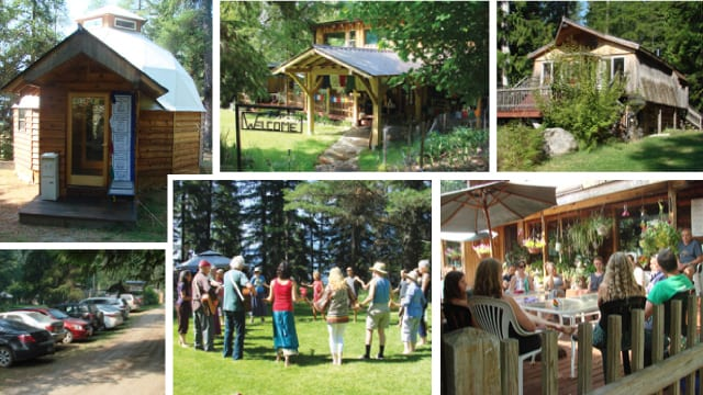 Vegetarian Retreat Center is a business for sale in BC.
