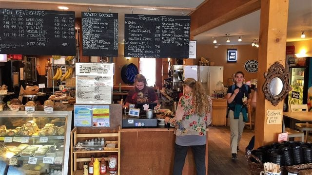 Iconic Caf for Sale in Thriving Fernie is a business for sale in BC.