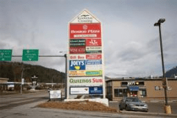 Retail Mall Location Castlegar is a business for sale in BC.