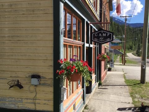 Great Cafe in the Heart of Silverton is a business for sale in BC.