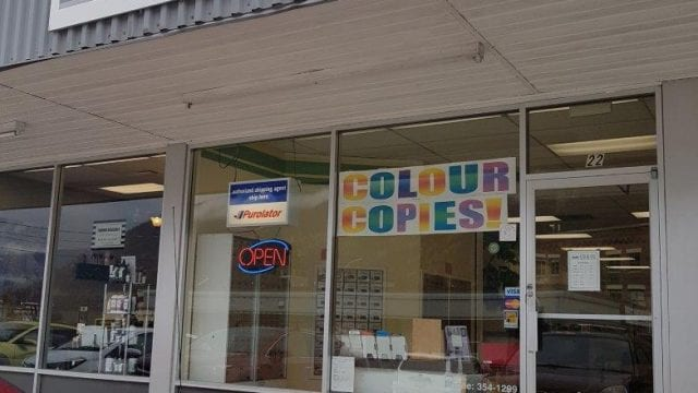 Multi Stop Shop Printing Business is a business for sale in BC.