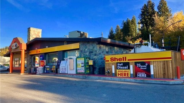 Kimberley Shell Service Station is a business for sale in BC.