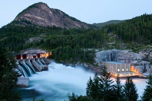 hydroelectric-dams