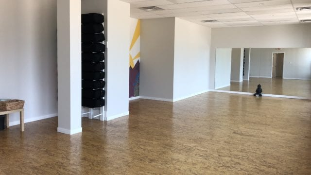 Yoga Studio with Mountain Views is a business for sale in BC.
