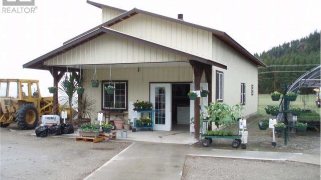 Established Greenhouse Operation is a business for sale in BC.