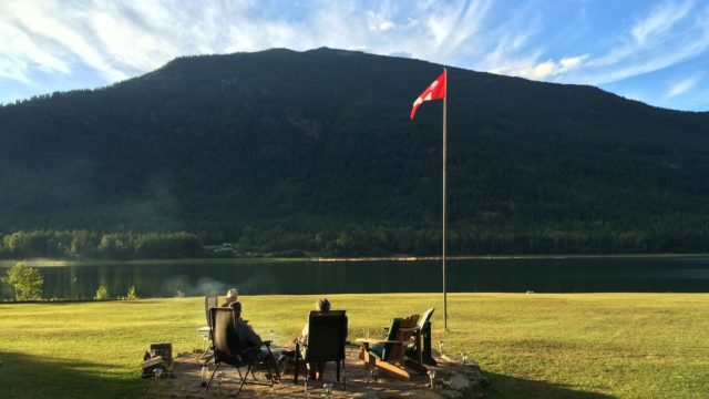 Rock Island Resort Cabin Rentals is a business for sale in BC.