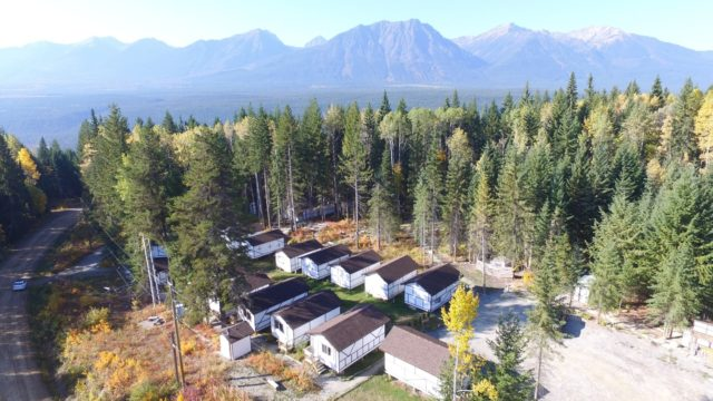 Own a Wilderness Resort near Golden BC is a business for sale in BC.