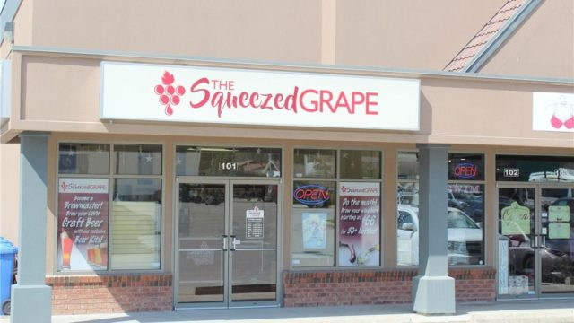 Wine Business For Sale is a business for sale in BC.