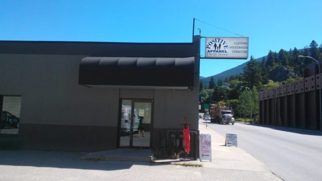 Profitable Thrift Store Pawn shop is a business for sale in BC.