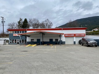 Commercial Building in Creston is a business for sale in BC.