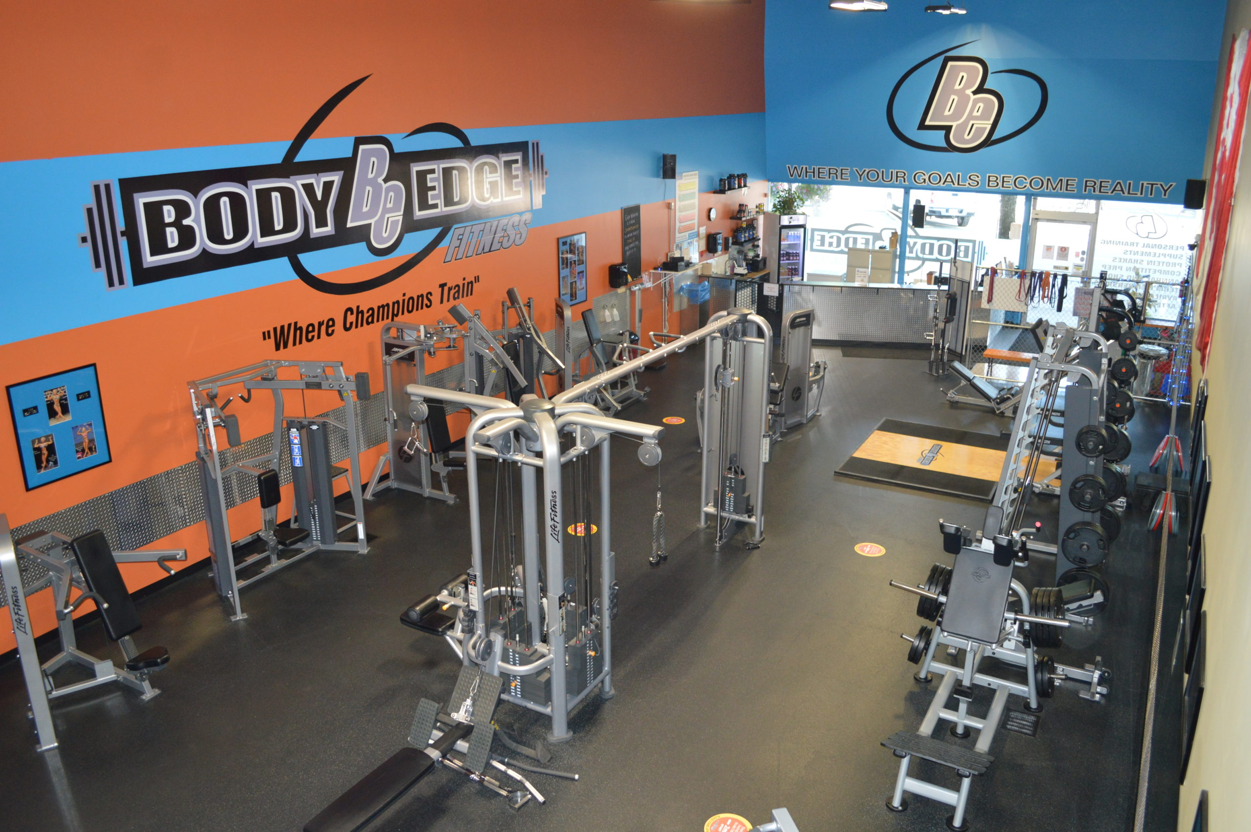 Gym for sale in Grand Forks is a business for sale in BC.