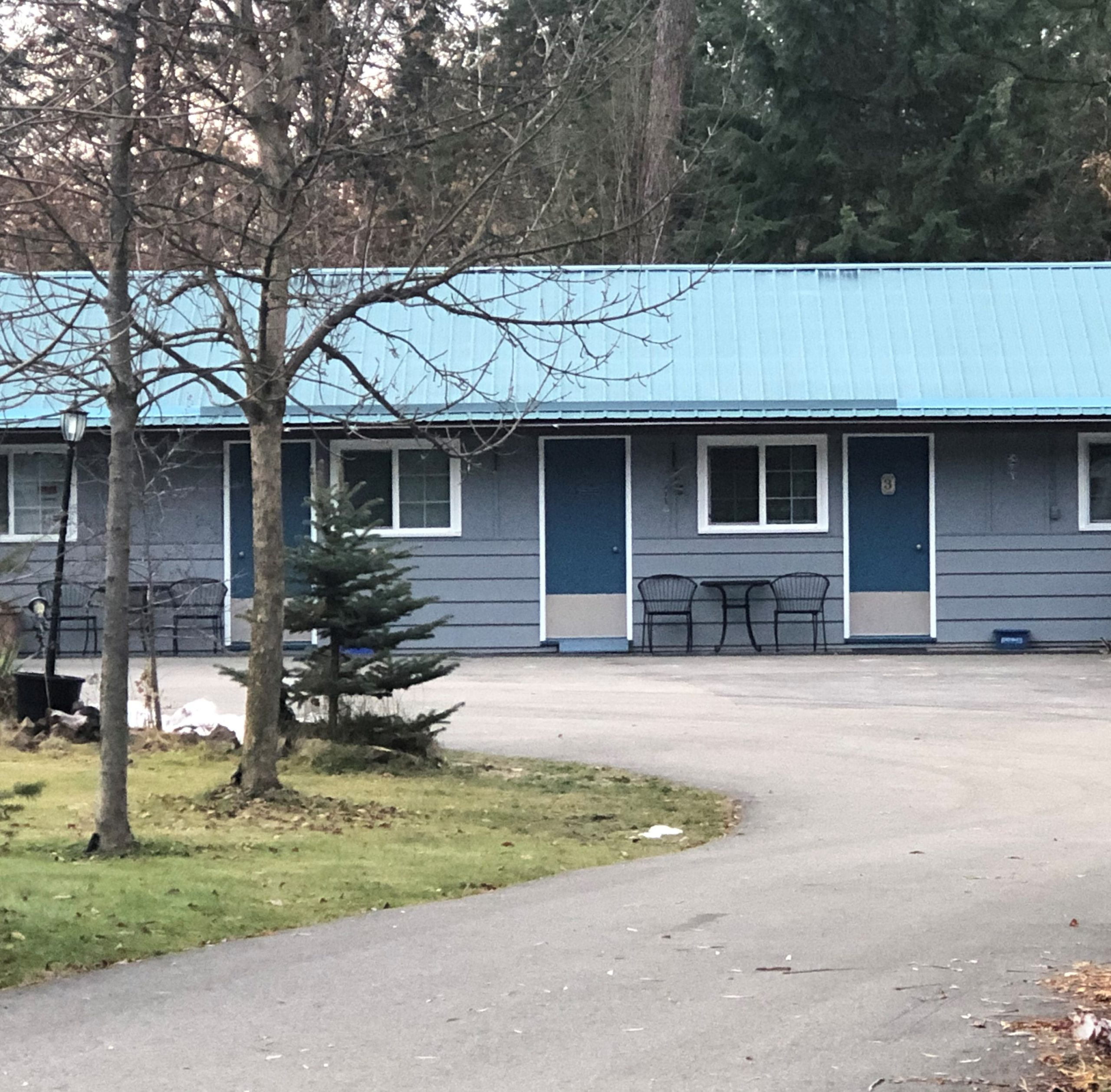 Parklane Motel and RV Resort is a business for sale in BC.