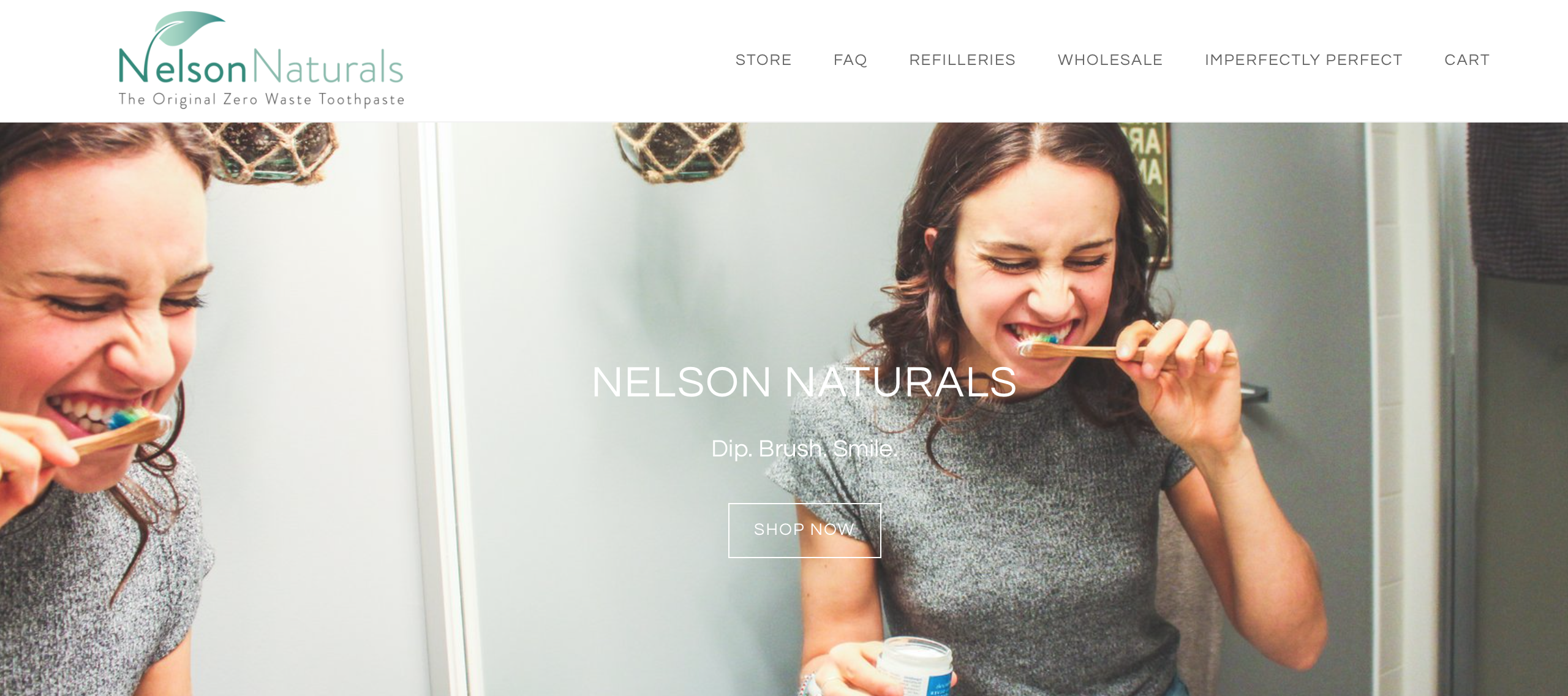 Nelson Naturals Toothpaste Business sale is a business for sale in BC.